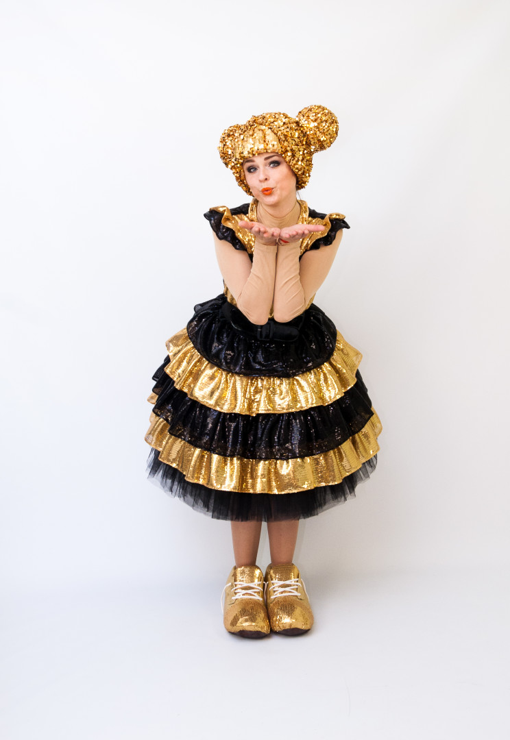 Кукла лол пчелка картинка аниматор