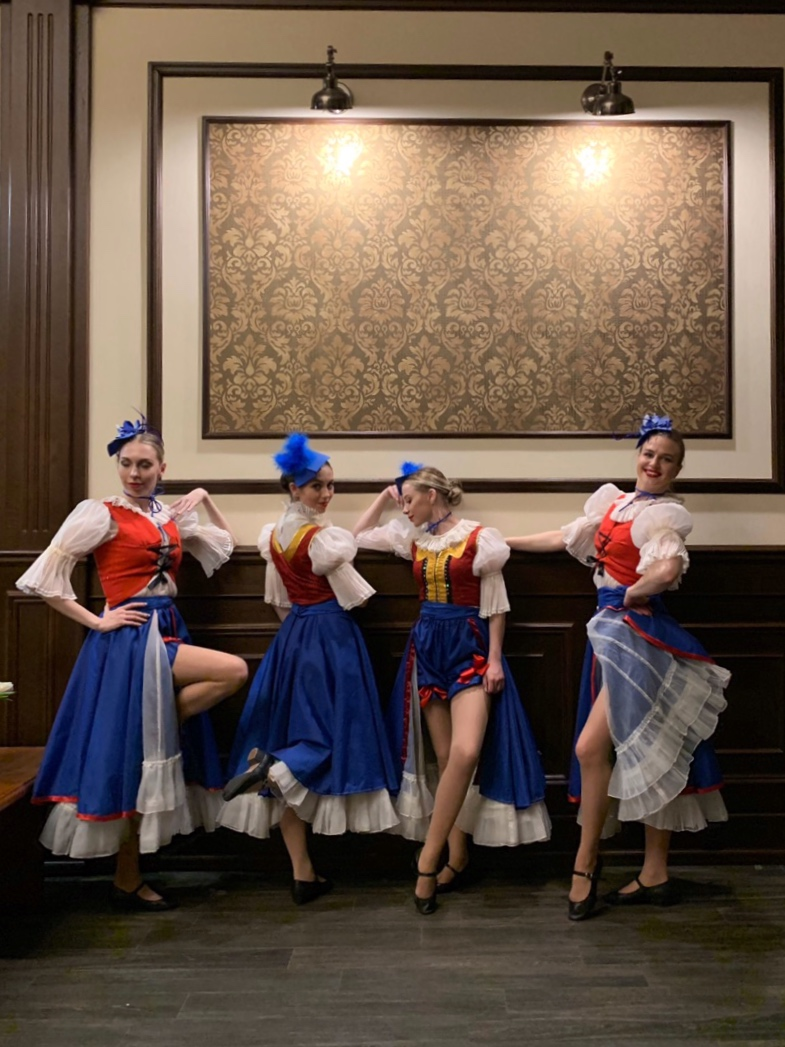 French Sweet (MOTION) / CanCan / фото #12