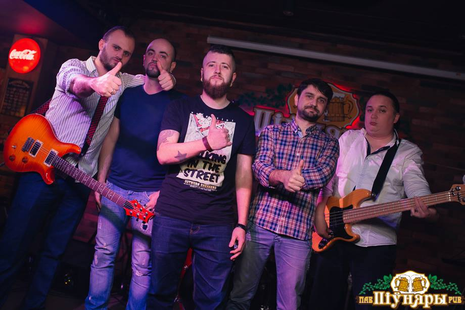 Пэпперс (Peppers Cover Band) / Портфолио / фото #7