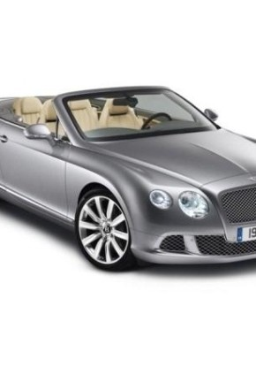 Бентли Континенталь GTC кабриолет (Bentley Continental GTC)