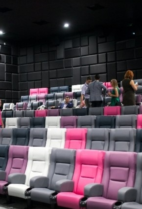Кинотеатр «Silver Screen Cinemas»